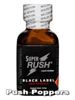SUPER RUSH BLACK LABEL BIG