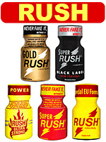 RUSH SUPER PACK