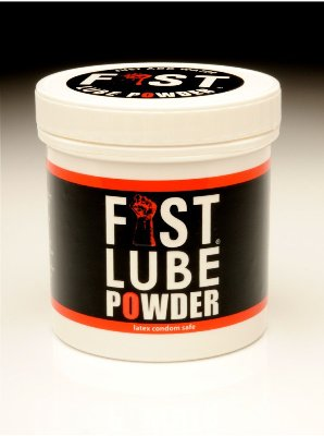 FIST LUBE POWDER 100GM