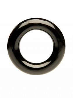 STRETCH RING BLACK