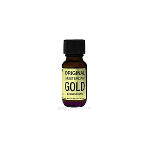 ORIGINAL AMESTERDAM GOLD 25ML